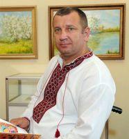 В Саках проходит выставка инвалидов-художников