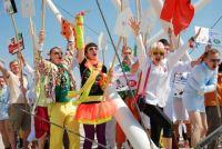 «Казантип» в 2011 году посетили гости из 71 страны