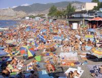 Украина обогнала Кипр и Мальту по количеству туристов, 27 августа 2011