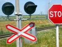 В Саках проверят железнодорожный переезд