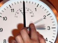 В ночь с 29 на 30 октября Украина переходит на зимнее время