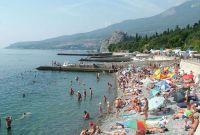 Создается реестр пляжей Крыма