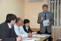 Заседание совета по развитию малого предпринимательства, 18 ноября 2011