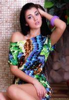 Сакчанка вошла в десятку самых красивых женщин мира