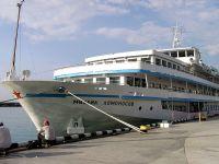 В Евпаторию будут заходить круизные судна