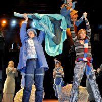 Гастроли в Саках актеров «Театра на Литейном», 27 декабря 2011