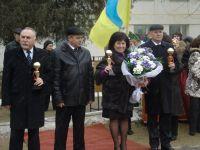 В Саках открыли первую в Крыму спортивную площадку с синтетическим покрытием