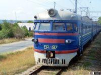 С января 2012 подорожает проезд в крымских электропоездах