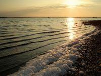 Сакская гидрологическая станция не эффективно использует грязевое озеро