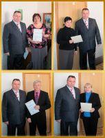 Университет «Украина» поблагодарил работников Сакского отдела образования, 15 марта 2012