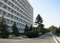 Обзор выездного заседания комиссии ВС Крыма по туризму в Саках, 26 марта 2012