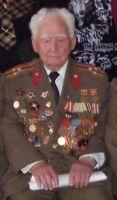 Почетному гражданину Саки Василию Петровичу Бондарю - 98!