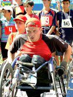 На марафон в Саках съедутся около ста инвалидов-колясочников