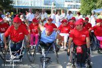 В Саках прошел марафон среди инвалидов «Скифский берег», 17 июня 2012