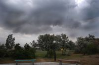 На Западный Крым обрушилась непогода