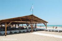 В Евпатории появился специализированный пляж для инвалидов «Оазис», 25 июня 2012