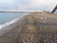 Стрельба в 5 утра на пляже в Новофедоровке