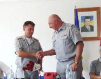 В Саках новый начальник милиции