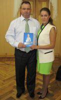Королевская с Шевцовым презентовали книгу «Новая экономика – новая страна», 9 сентября 2012