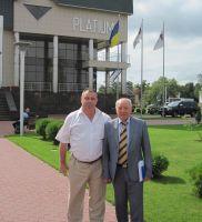 В.Д. Шевцов встретился с экс. мэром Севастополя И.Ф. Ермаковым