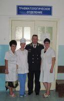 Шевцов посетил Евпаторийское медицинское объединение, 21 сентября 2012