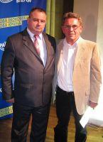 Василий Шевцов встретился с экс-министром здравоохранения Украины