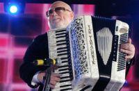 Ян Табачник и крымские артисты на сакской сцене