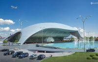 В аэропорту «Симферополь» хотят построить новый терминал