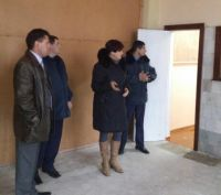 В селе Крымском открылся участковый пункт милиции, 12 декабря 2012