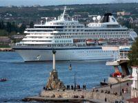 Крым принял рекордное количество круизных лайнеров