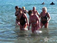 Сакские моржи участвовали в евпаторийском слете