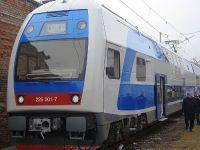 В 2013 году в Симферополь будет ходить двухэтажный поезд