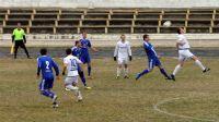 Брянские динамовцы провели контрольный матч в Саках