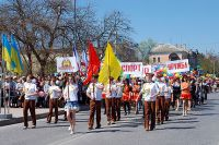 1 мая Евпатория открывает курортный сезон