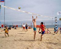 В Саках пройдет турнир по пляжному волейболу
