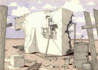 В Саках в прибрежной зоне есть объекты которые будут снесены в ближайшее время