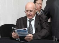 Экс-мэр Сак Олег Клюй остался в СИЗО, 17 мая 2013