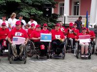 11-й Международный легкоатлетический марафон «Скифский берег»