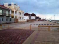 В Крыму частники сами построили себе набережную