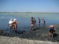 В Крыму создали предприятие «Лечебные грязи Крыма», 15 июля 2013