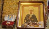 В Саки привезут икону и ковчег с частицами мощей блаженной Матроны, 17 июля 2013