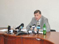 Главный крымский милиционер посетил Саки, 18 августа 2013