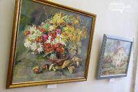 В Сакском музее открылась выставка «Юго-Запад»