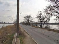 Дорожное покрытие Михайловской дамбы будет отремонтировано, 18 сентября 2013