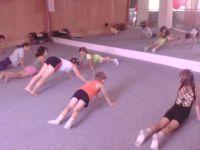 Гимнастика и фитнес в Саках