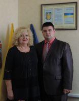 Поздравление лучшего работника социальной сферы Крыма, 26 октября 2013