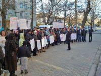 Беспредел в селах Столбовое и Лушино Сакского района
