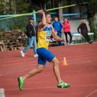 Юные Сакские метатели взяли 2 золота на Чемпионате Украины
