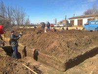 В селе Митяево Сакского района начали строительство мечети, 19 марта 2014