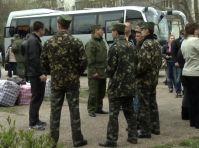 Украинские военные из Сакской авиабригады покинули Новофедоровку